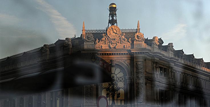 Sede del Banco de España en Madrid. FERNANDO SÁNCHEZ
